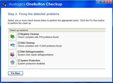 OneButton-checkup